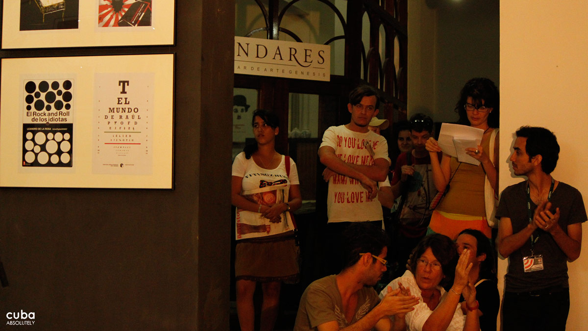 The Haciendo Cine section encourages Cuban filmmakers and script writers to submit their scripts and animation projects with a low-budget plan in mind. Havana, Cuba