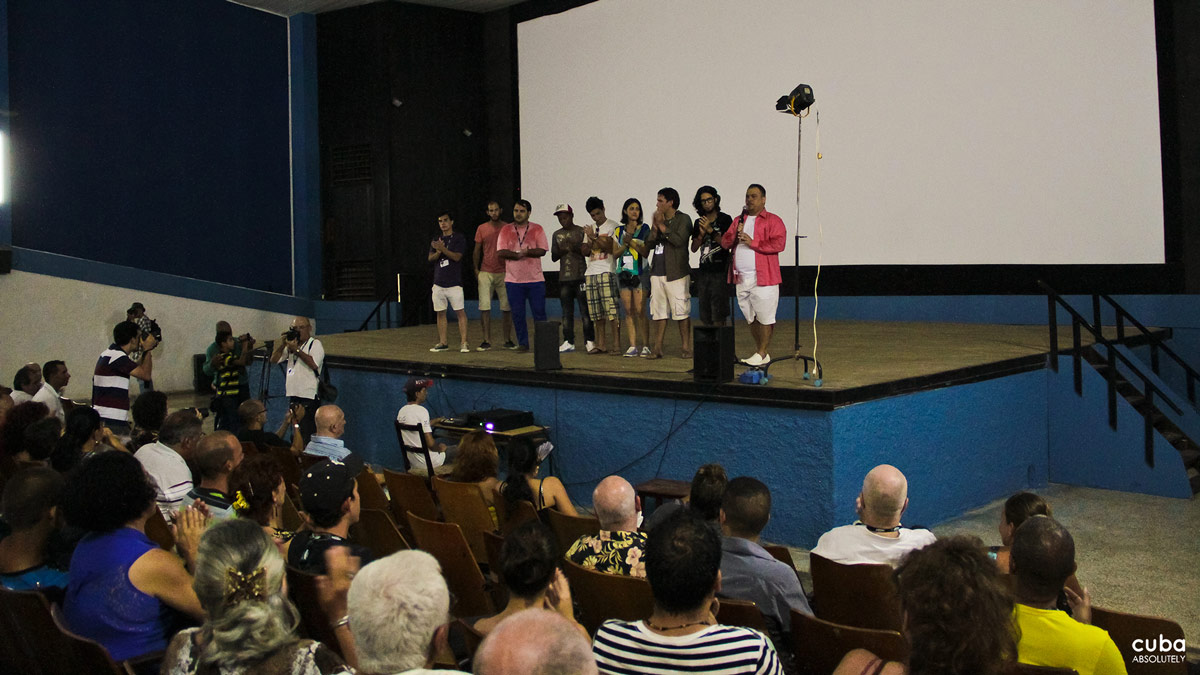 The Low Budget Film Festival promotes the expression of artistic purpose which doesn't originate with how best to market, sponsor and product link films. Gibara, Cuba