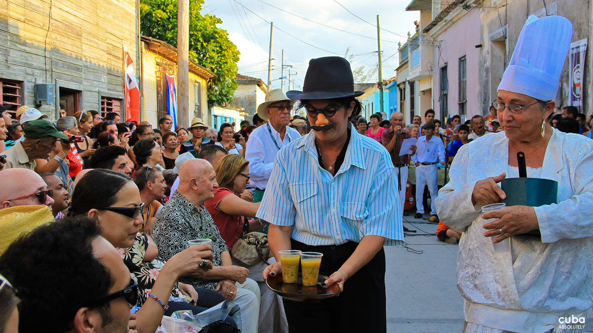 So don't let the remoteness of the location dissuade you, if you're into cinema festivals, this is the event of the year not to miss! Havana, Cuba