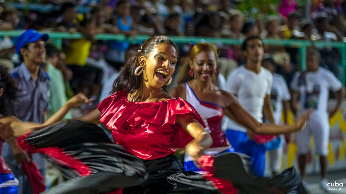 This is one of the most important cultural events in the city: many of its participants spend the whole year preparing their routines for the event. Santiago de Cuba, Cuba