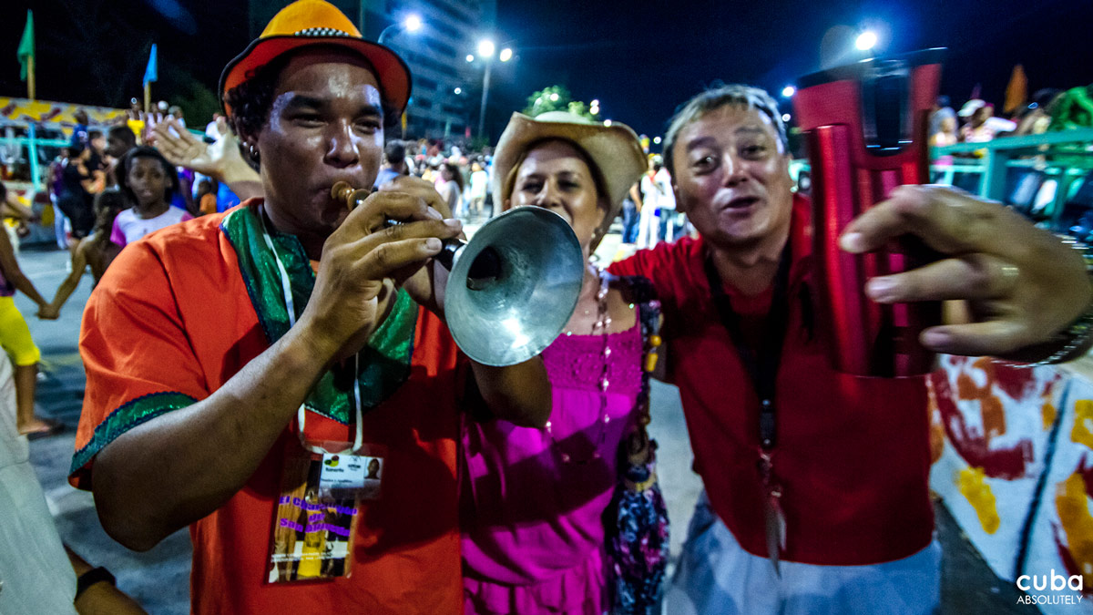 Although many Cuban cities hold festivities related to the carnival, none of them attract as many people as the Santiago Carnival. Santiago de Cuba, Cuba