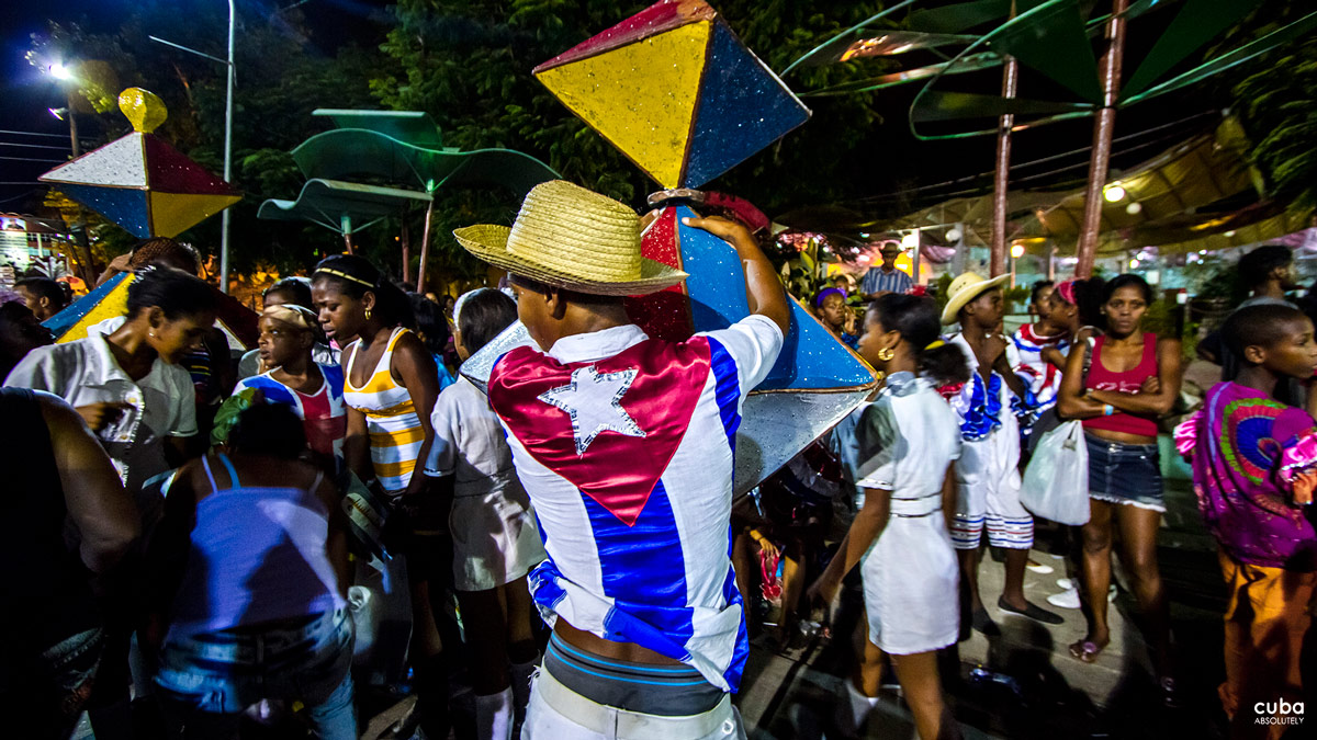 Carnival highlights include comparsas (neighborhood dance groups whose choreographies are generally related to Caribbean traditions and the daily life of the people of Santiago). Santiago de Cuba, Cuba