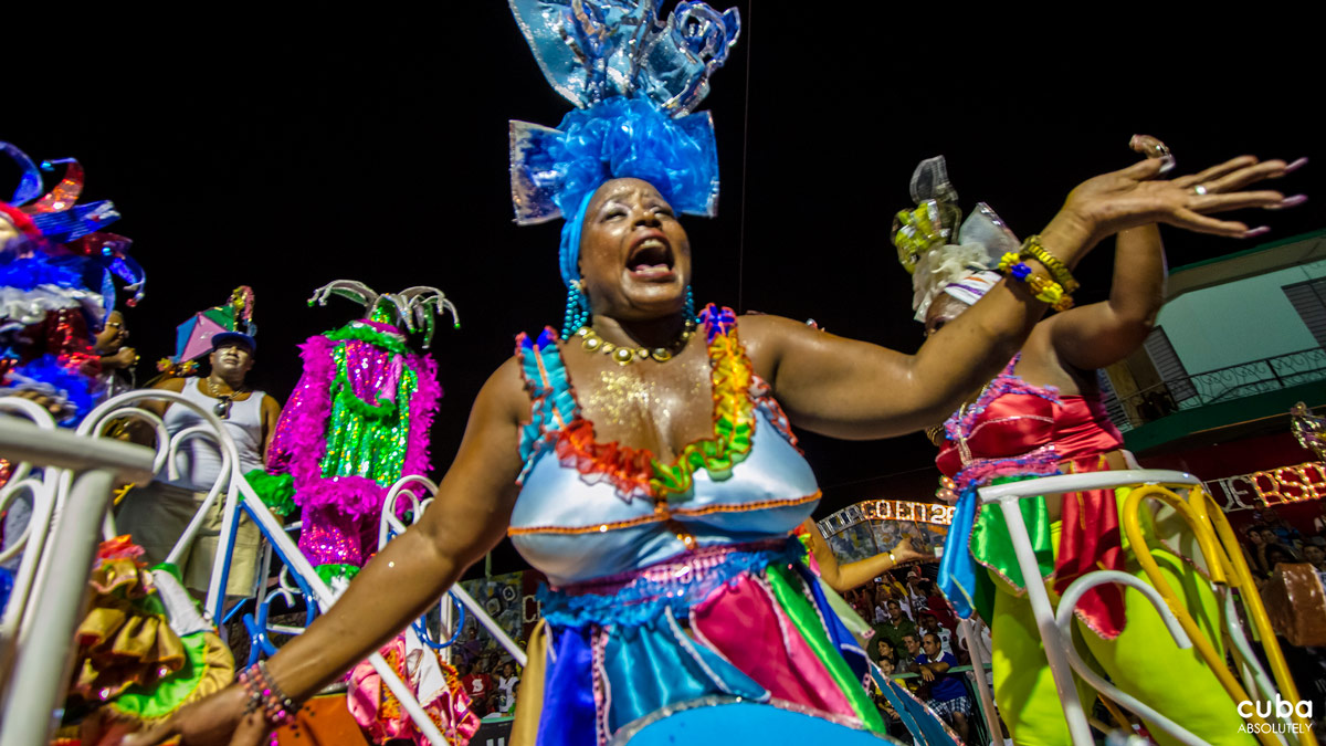 During the colonial period, the Spanish authorities granted permission to the black slaves to have their festivities on the Epiphany, putting on their typical music and dances. Santiago de Cuba, Cuba