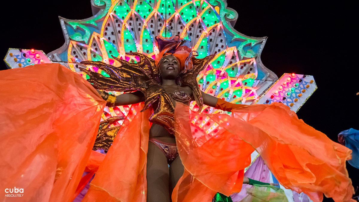The roots of the Havana carnival can be traced back to medieval Italy where the original carnival was probably tied to ancient Roman Bacchanalia or Greek Dionysia festivals. Havana, Cuba