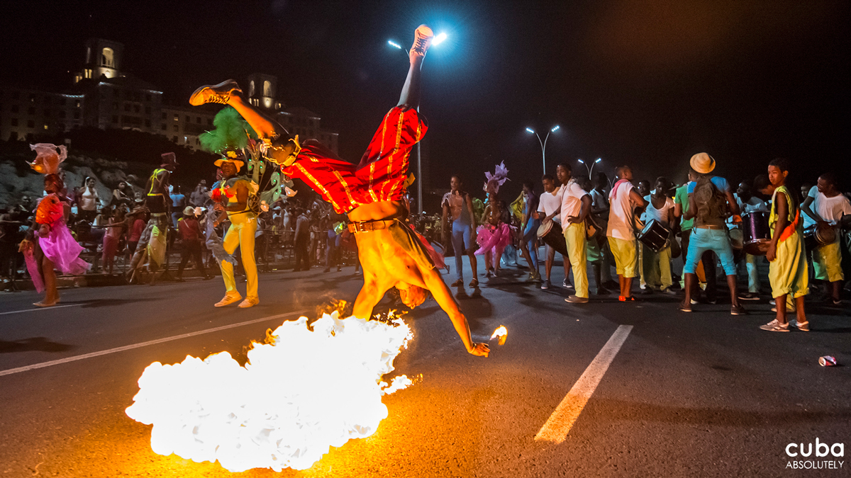 If you find yourself in Cuba in the summer, the Havana carnival is not to be missed. Havana, Cuba