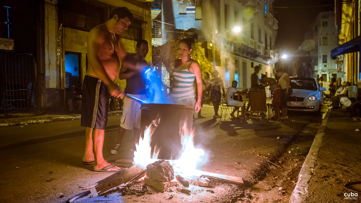 Over time, surveillance would be accompanied by other activities, such as polio vaccination campaigns, blood donations, collecting waste material for recycling, etc. but the tradition of the party remained unchanged. Havana, Cuba