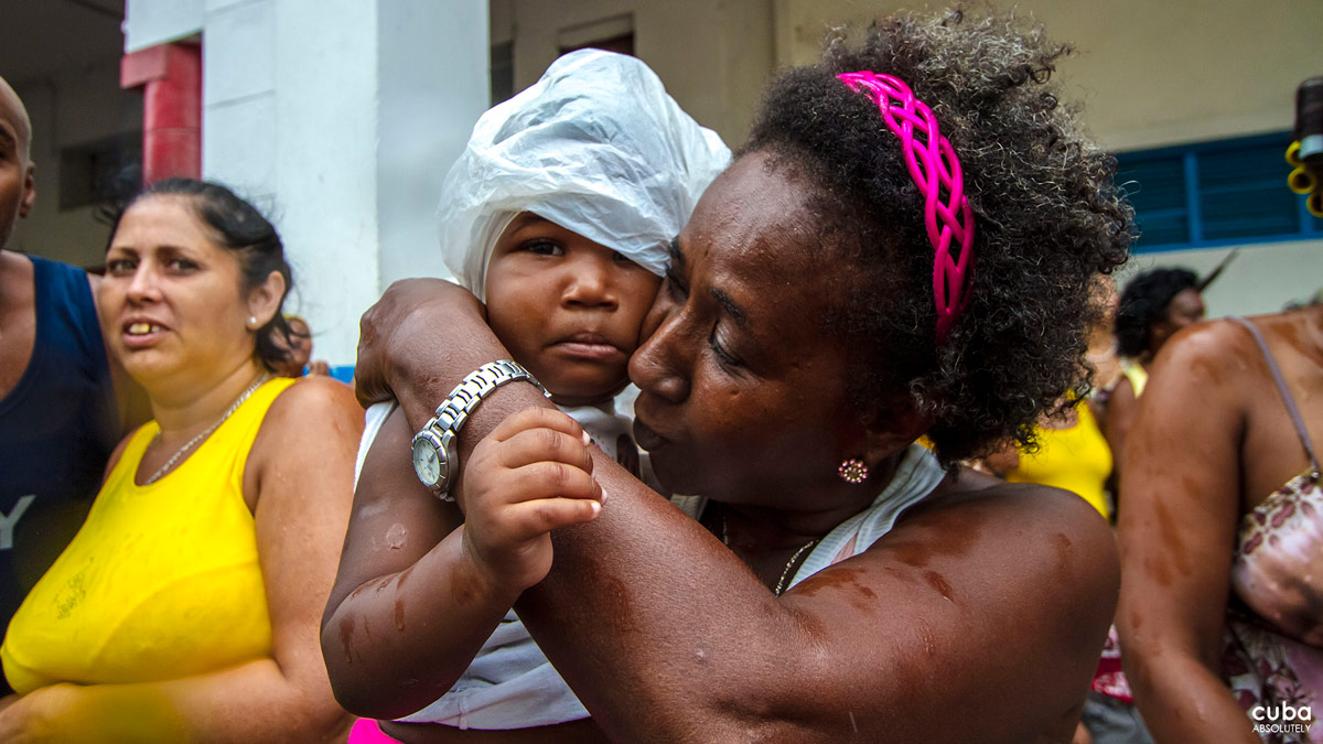 In Cuba, even the toughest and roughest men will go weak at the knees before an irate mother. Because both mothers and motherhoods are venerated, Mother's Day is a big deal. Cuba