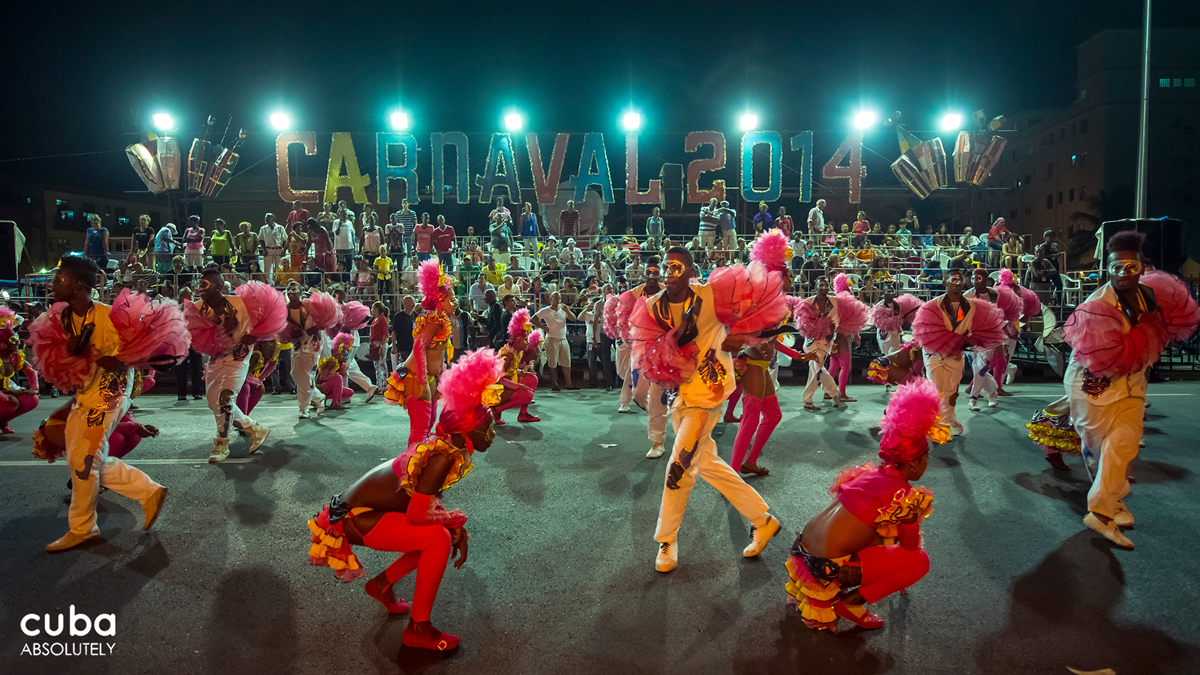 The Havana Carnival: 1573 to 2014