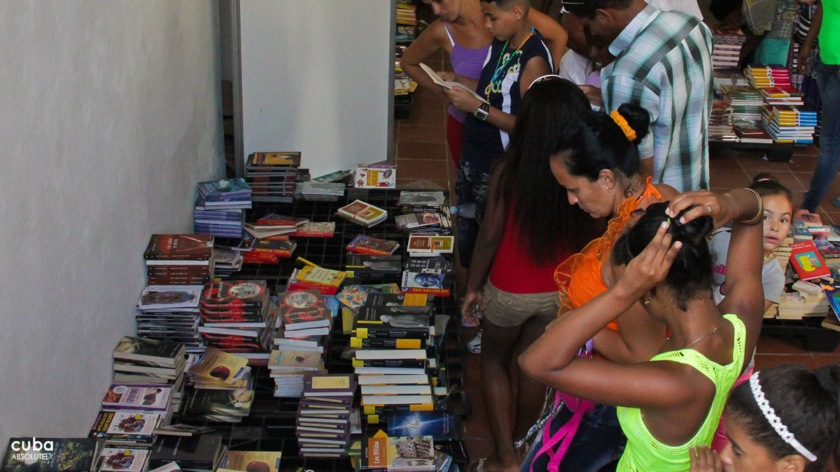 Havana's International Book Fair opened its doors in February with its usual flair to once again become that huge annual event celebrating the mythical power of books. Havana, Cuba