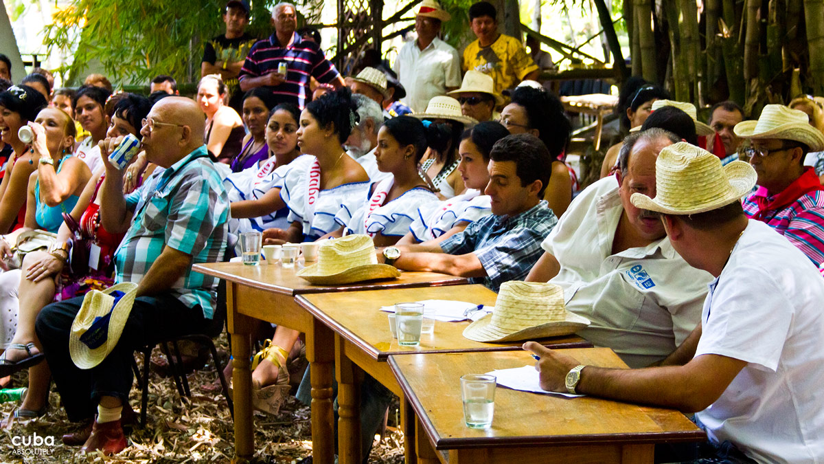 "Every year, the capital of the northeastern province of Las Tunas, nicknamed the Balcony of the East, becomes the venue for the Jornada Cucalambeana in memory of Las Tunas-born poet Juan Cristóbal Nápoles Fajardo (aka El Cucalambé), who was the most important Cuban ""decimista""--country ballad poet--in 19th-century Cuba. Las Tunas, Cuba"