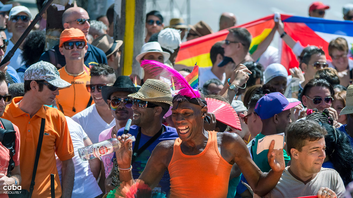 The day aims to coordinate international events that raise awareness of LGBT rights violations and stimulate interest in LGBT rights work worldwide. Havana, Cuba