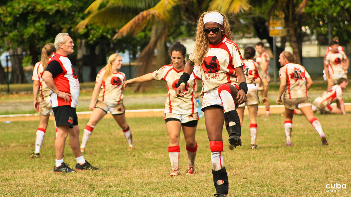 "The Dog River Howlers are an invitational rugby club founded by Karl Fix in early 2007 for the lovers of ""our game."" Havana, Cuba"